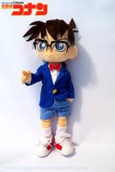 Detective Conan Plush by Skeleion