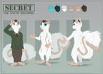 Secret Squirrel by Skeleion