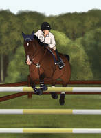 Crosby Show Jumping Clinic by Maple-Meadows