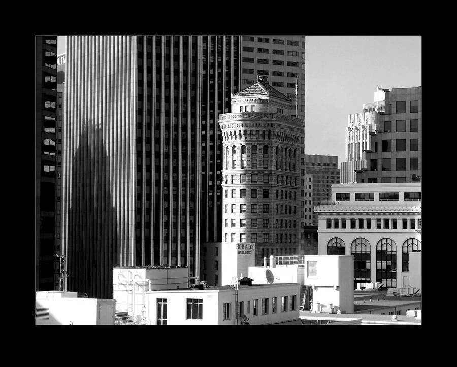 Hobart Building by almostAMAZING