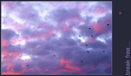 break free... by almostAMAZING