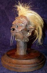 Pygmy Shrunken Head 4 by DETHCHEEZ