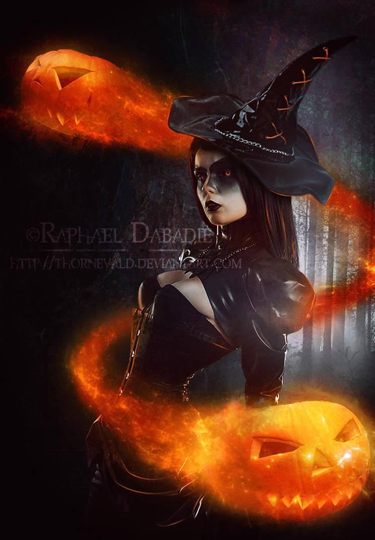 Happy Halloween by thornevald