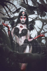 Blood Raven by thornevald