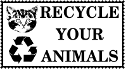 Recycle Your Animals by difu0an