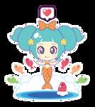 Sea Salt Mermaid ::CDC:: by Itachi-Roxas