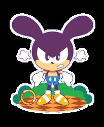 Oswald The Rabbit by Itachi-Roxas