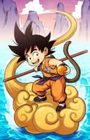 Dragonball Daibouken by nuriko-kun