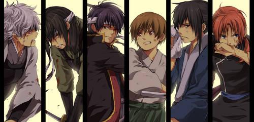 Gintama - His Own Path by nuriko-kun