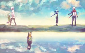 Wherever, Whenever by nuriko-kun