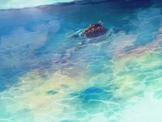 Sailin' by nuriko-kun