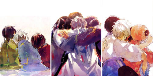 Gintama - Forever by nuriko-kun