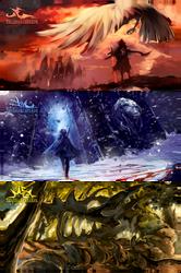 Three Kings by nuriko-kun