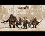 Warsaw by Adrian-Bloch