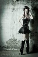 Miss stone by Amellya