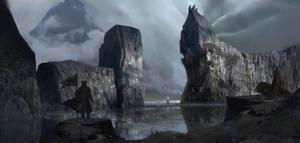 Vikings by Orelf