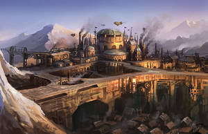 City of Akkades by FelipeCagno