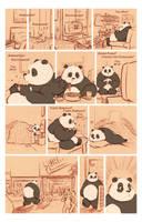 321: Fast Comics - We got Pandas! by FelipeCagno