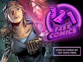 321: Fast Comics now live on Kickstarter! by FelipeCagno