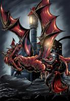dragoon by ashasylum