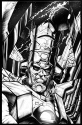 Galactus by ashasylum