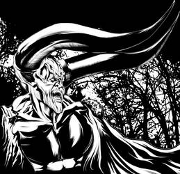 legend - lord of darkness by ashasylum