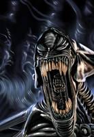 alien queen by ashasylum
