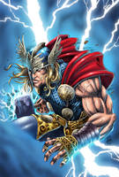 Thor by ashasylum