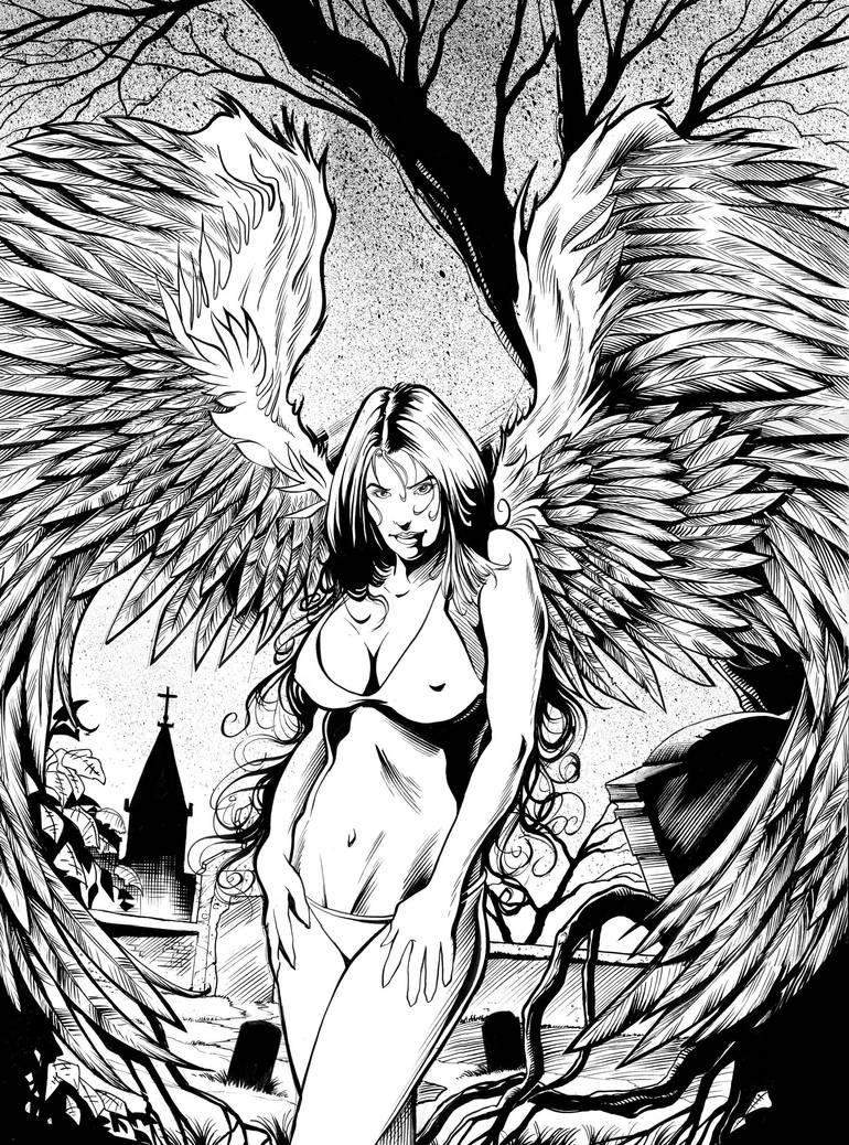 angel - by ashasylum