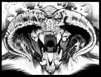 balrog by ashasylum