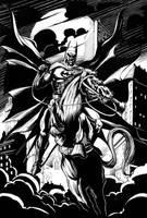 batman- by ashasylum