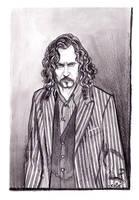 Sirius Black by Elezar81