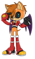 Eggman X Rouge Fan Child .:Male:. by VeggieMadness