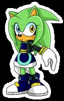 Silver X Scourge Fan Child .:Female:. by VeggieMadness