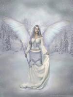 -+ Angel of Mercy +- by elisafox