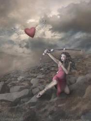 : Huntress of Hearts : by elisafox