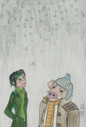 Winter in Hillys by disneyangel89