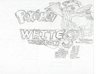 Predicting Pokemon White 3 by DedennesDungeon