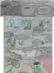 Original The Amazing Adventures of Waz Episode 1 by DedennesDungeon