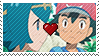 PKMN SM - Another BlueAngelShipping Stamp by Aquamimi123