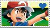 Pokemon XYZ - Ash stamp by Aquamimi123