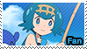 PKMN Sun and moon - Lana Fan Stamp by Aquamimi123