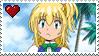 My PKMN OC Elisa Alola stamp by Aquamimi123