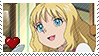 Sonic X - Helen Younger stamp by Aquamimi123