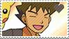 PKMN AG - Brock stamp by Aquamimi123