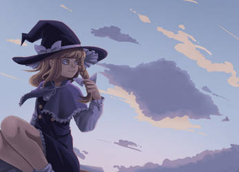 Early Morning Marisa by arrivemedi