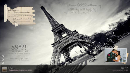 Paris by Mayraeliza26