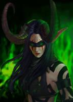 Demon Hunter by Zynthex