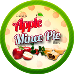 Apple Mince Pie Bars by Echilon