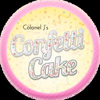 Confetti Cake by Echilon